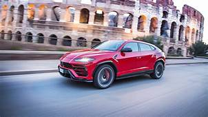 Lamborghini Urus 2018 Wallpaper  HD Car Wallpapers ID