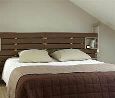 tete de lit comment fabriquer sa t 234 te de lit avec des palettes