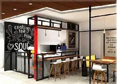 Baru 25 Desain Interior Cafe Kecil