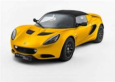 Lotus Elise 20th Anniversary Special Edition 2015