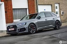 Audi Rs4 Avant B9 5 December 2017 Autogespot