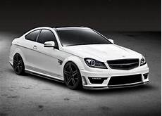mercedes c63 amg coupe by vorsteiner car tuning styling