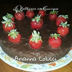 cheesecake crema pasticcera cheesecake con crema al cioccolato e fragole di arianna colucci le valkirie in cucina