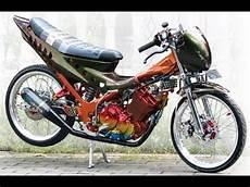 Satria Fu Modif Jari Jari by Motor Trend Modifikasi Modifikasi Motor Suzuki