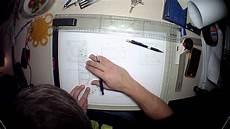 technische zeichnung timelapse