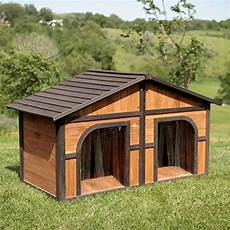 duplex dog house plans merry products darker stain duplex dog house kaulana