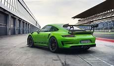 Porsche 911 Gt3 Rs 2019 Hp 2019 porsche 911 gt3 rs arrives with 520 horsepower the