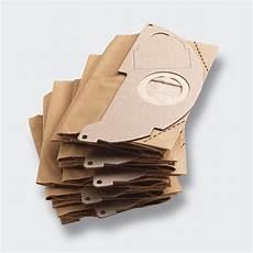 K 196 Rcher Sachet Filtre Papier Paquet De 5 Pose Parquet