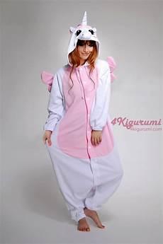 pink unicorn kigurumi onesie 4kigurumi
