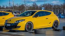Megane 3 Rs Monza Day 17 01 2016 Fwd Drift On