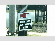 black lives matter website