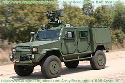 RG Outrider BAE Systems Armoured Utility Light Patrol