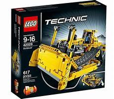 lego technic 42028 bulldozer set new in box sealed 42028