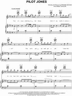 frank ocean thinking about you sheet music violin
