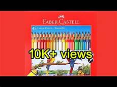 faber castell colour pencils review