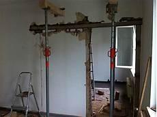 doppel t tr 228 ger als sturz einbauen metallteile verbinden