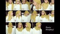 Foto Tutorial Pashmina Untuk Qasidah Modernhijab77