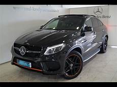 Mercedes Gle Coupe Occasion 350 D 258ch Orangeart