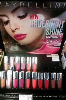 Maybelline New Nouveau spotted new maybelline color elixir iridescents nouveau