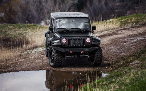 Black Jeep Hd Wallpaper 66858 1920x1200px