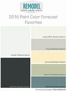 trends in paint colors for 2016 remodelaholic bloglovin