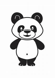 malvorlage panda kostenlose ausmalbilder zum ausdrucken