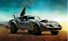 les voitures de mad max fury road