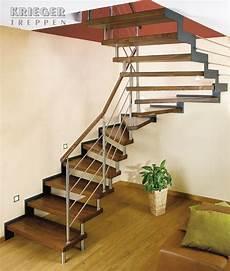 treppe stahl holz stahl holztreppen krieger treppen