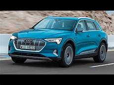 2019 audi e tron the first all electric audi youtube