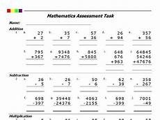 addition subtraction and multiplication worksheets for grade 2 4851 addition subtraction multiplication division pdf teaching resources