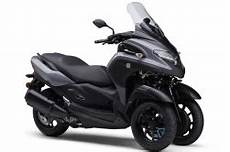 scooter 3 roues yamaha trimax yamaha annonce un tricity 300