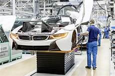 Bmw I8 Neue Fotos Zur Produktion Hybrid Mit Carbon