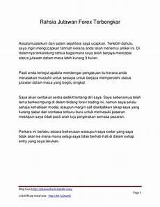 jutawan forex malaysia rahsia rahsia jutawan forex terbongkar