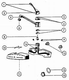 kitchen faucet diagram peerless kitchen faucet parts model 8300 sears partsdirect