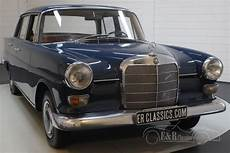 mercedes 200 heckflosse 1967 for sale at erclassics