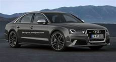 Audi Rs8 by Audi Rs8 Would Take The Fight To Mercedes S65 Amg