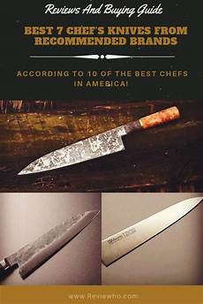 Best Kitchen Knives For The Money Best Chef S Knives 2020 Reviews 7 Top Kitchen Knives For