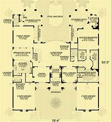 luxury mediterranean house plans mediterranean style luxury home plans with five bedrooms