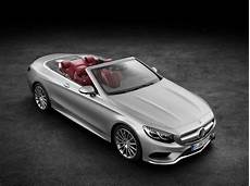 mercedes s klasse cabriolet the mercedes s class cabriolet is here