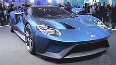 Ford Gt 2017 - 2017 ford gt 2015 detroit auto show