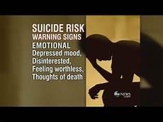 bin ich depressiv depression warning signs