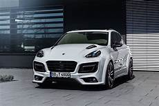 So What If It S An Suv With 720 Hp This Tuned Cayenne