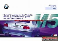 free auto repair manuals 2000 bmw m5 electronic valve timing bmw e39 m5 owner s manual 2000 auto repair manual forum heavy equipment forums download