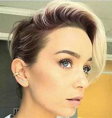 top 30 edgy short hairstyles and cuts 2018 styles art