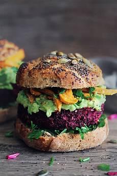 Veggie Burger Rezept - the ultimate veggie burger the awesome green