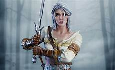 Ciri The Witcher - the witcher 3 hunt ciri of cintra statue by prime 1