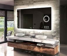 badspiegel mit led badspiegel mit led beleuchtung l59 wetterstation mit