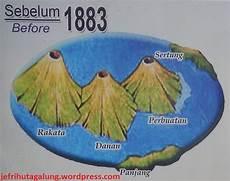 Sejarah Meletus Gunung Krakatau Jefrihutagalung S