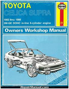 car repair manuals download 1982 toyota celica electronic toll collection haynes toyota celica supra 1982 1986 auto repair manual