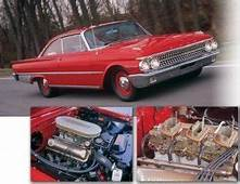 Stunning Starliner  1961 Ford Galaxie Fo